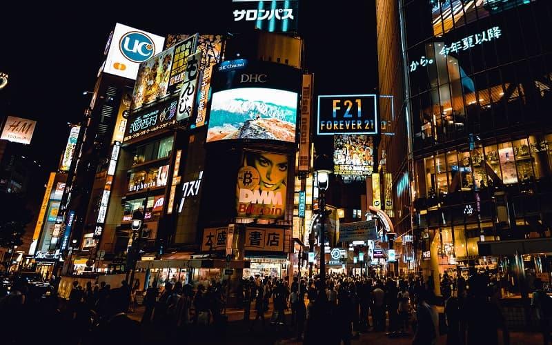 渋谷エリアの夜遊びの口コミ特集